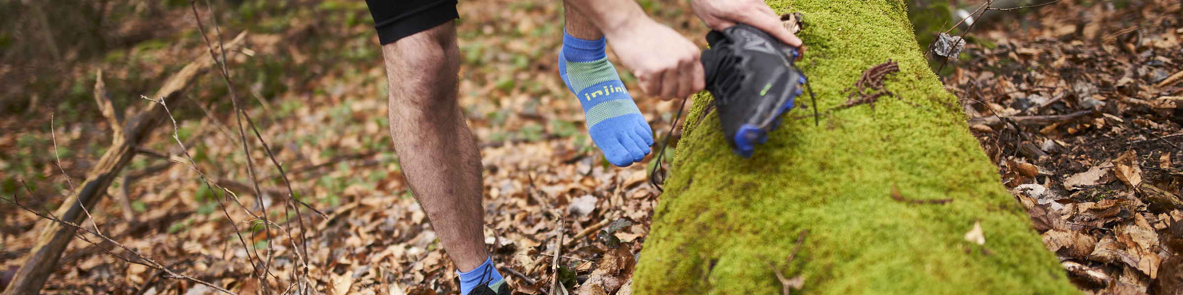 Injinji Outdoor Zehensocken