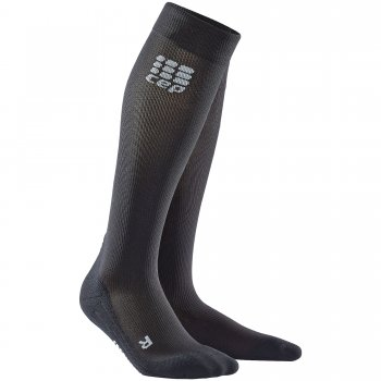 CEP Recovery Compression Socks Herren | Black