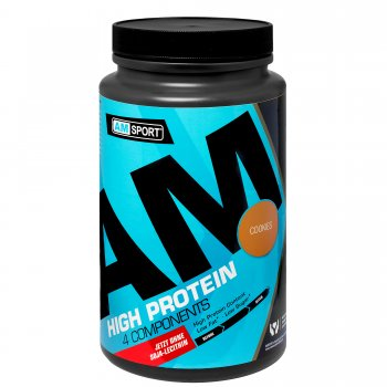 AM Sport High Protein - 4 Komponenten