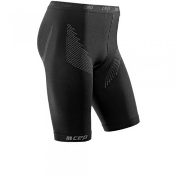 CEP Active Base Compression Short Herren | Black