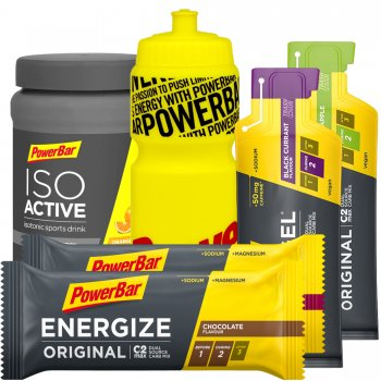 PowerBar Trainings-Paket