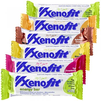 Xenofit Energy Bar Testpaket
