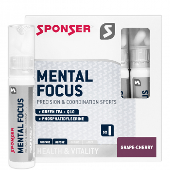 Sponser Energy Mental Focus