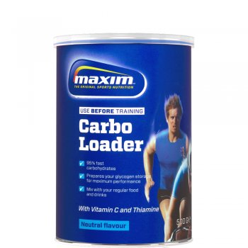 Maxim Sports Carbo Loader *95% Kohlenhydrate*