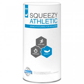 Squeezy Athletic 675 g Dose