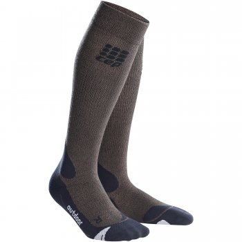 CEP Kompression Outdoor Merino Socken (Damen)
