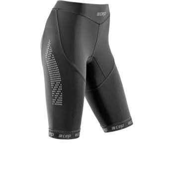 CEP Run 2.0 Compression Short Damen | Black
