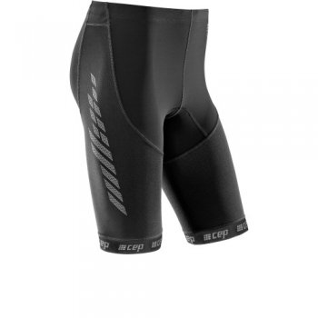CEP Run 2.0 Compression Short Herren | Black