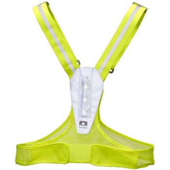 Nathan Light Fit LED Vest *Reflektionsweste*