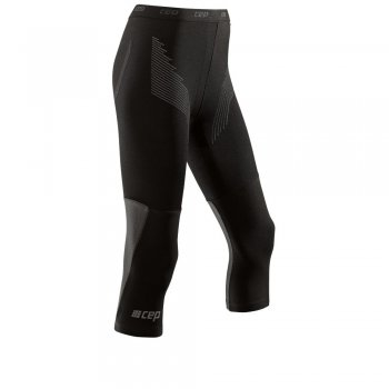 CEP Active Base Compression 3/4 Tight Damen | Black