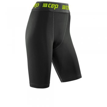 CEP Active Base Compression Short Damen | Black