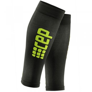 CEP Ultralight Compression Calf Sleeves Damen | Black Green