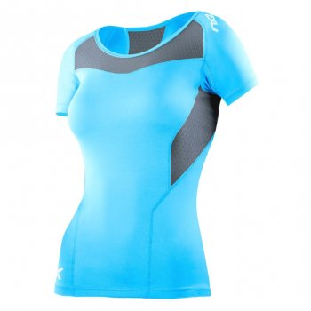 2XU Compression Shortsleeve Perform-Serie (Damen)