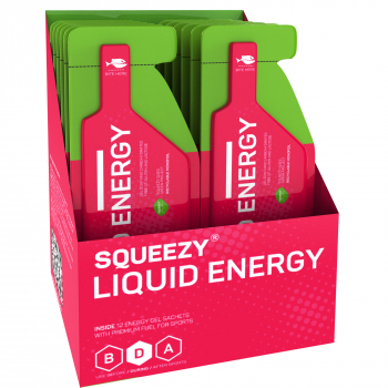 Squeezy Energy Drink Gel