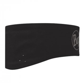 Buff Windproof Headband - Greylogo -