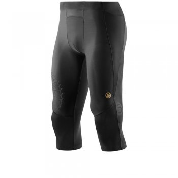 SKINS A400 Compression 3/4 Tight (Herren) *Starlight*