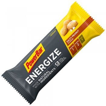 PowerBar Energize Natural Ingredients Riegel *Neue Evolutionsstufe*