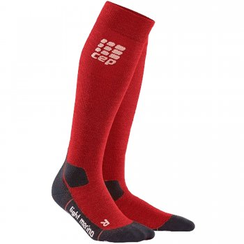 CEP Kompression Outdoor Light Merino Socken (Damen)