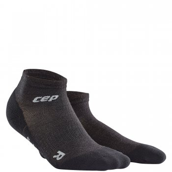 CEP Outdoor Light Merino Low Cut Compression Socks Damen | Lava Stone