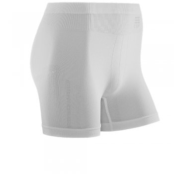 CEP Active Ultralight Boxer Short Unterhose Herren | White