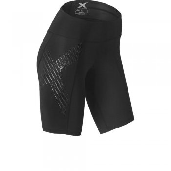 2XU Compression Mid Rise Short Tight Perform-Serie (Damen)