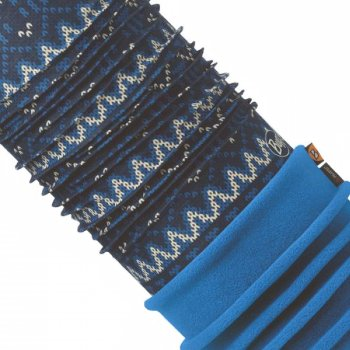 Polar Buff - Knit Dark Navy -