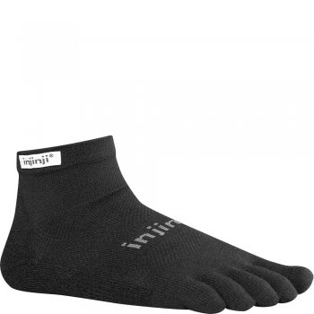injinji Zehensocken RUN Originalweight *Mini Crew* (Unisex)