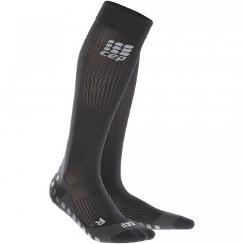 CEP Run Griptech Compression Socks Damen | Black