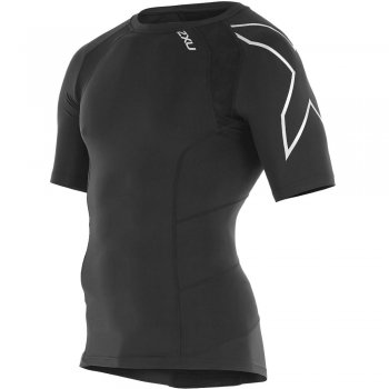 2XU Compression Shortsleeve Perform-Serie (Herren)