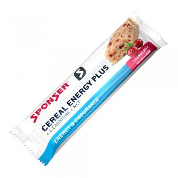 Sponser Cereal Energy Plus Bar