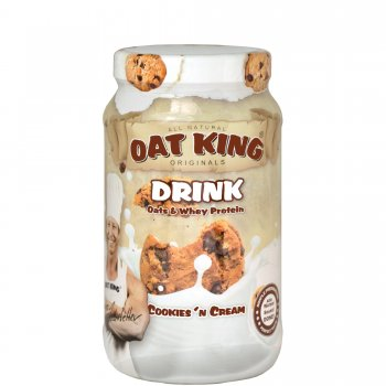 Oat King *Oats & Whey* Protein 600 g Dose