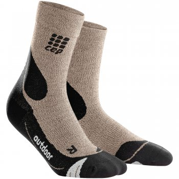 CEP Outdoor Merino Mid Cut Socken (Damen)