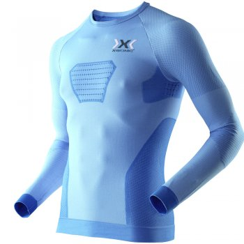 X-Bionic Running Long Shirt (Herren) *Speed evo*