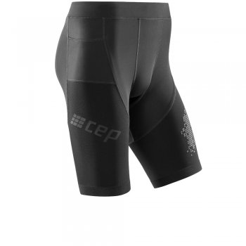 CEP Run 3.0 Compression Short Herren | Black