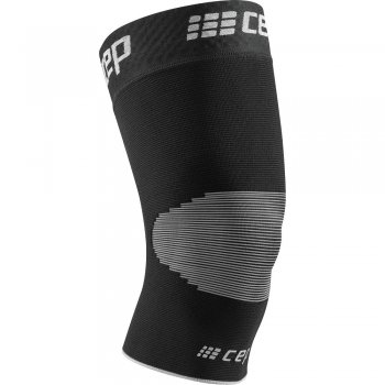 CEP Ortho Compression Knee Sleeve Unisex | Black Grey