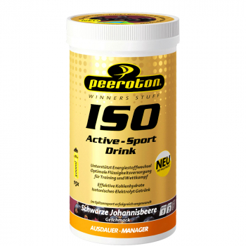 Peeroton ISO Active-Sport Drink *Ausdauer-Manager*