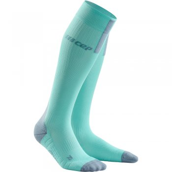 CEP Run 3.0 Compression Socks Herren | Ice Grey