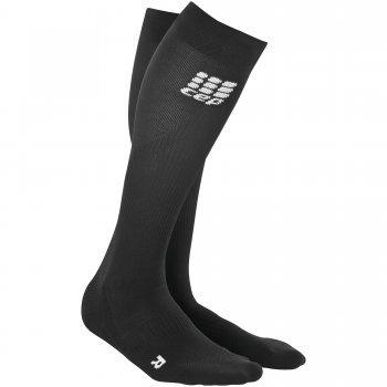 CEP Run 2.0 Compression Socks Herren | Black