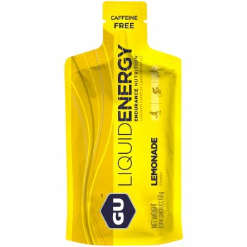 GU Liquid Energy Gel *+ BCAAs*