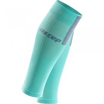 CEP 3.0 Compression Calf Sleeves Herren | Ice Grey