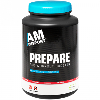 AM Sport PreWorkout Booster *mehr Power beim Training*