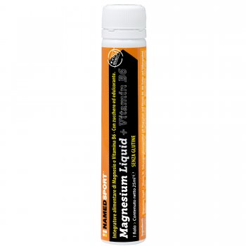 NAMEDSPORT Magnesium Liquid *Vitamin B6*