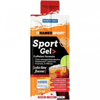 NAMEDSPORT Sport Gel *5 Carb Mix*