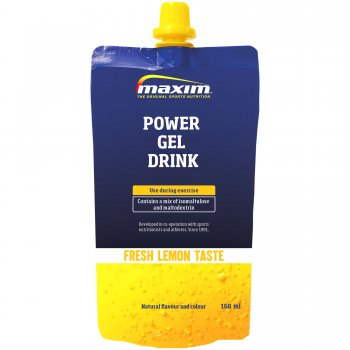 Maxim Power Gel Drink *Isomaltulose*