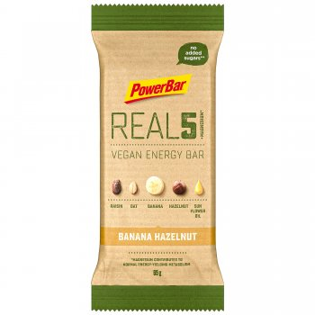 PowerBar REAL5 Vegan Energy Bar *Magnesium*
