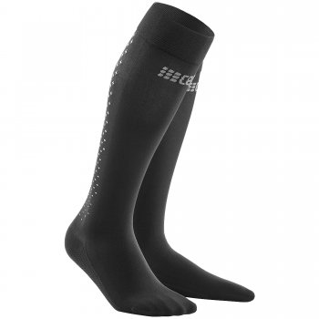 CEP Recovery Pro Compression Socks Herren | Black