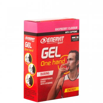 ENERVIT SPORT Energy Gel *One hand*