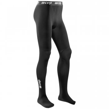 CEP Recovery Pro Compression Tights Herren *2020 Edition*| Black