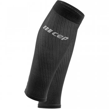 CEP Ultralight Compression Calf Sleeves Herren | Black Light Grey