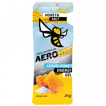 AEROBEE Liquid Energy Gel